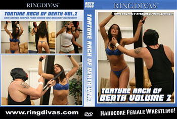 "torturerackvol2 Ring Divas' ""Torture Rack of Death Vol. 2″"
