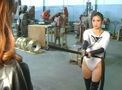 "Picture 6 175x130 Superheroine World's ""Black Falcon"" Starring Paris Kennedy"