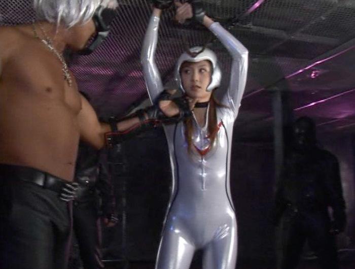 """Heroine Body Blow 2"" from Giga / Akiba Web"