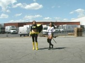 Picture 3 175x130 Superheroine Worlds Black Falcon 2 with Paris Kennedy and Nicole Oring