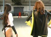 Picture 8 175x130 Superheroine Worlds Black Falcon 2 with Paris Kennedy and Nicole Oring
