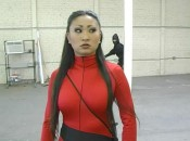 "Nicole Oring in ""Black Falcon 3 - Ninja Hawk: Origins"""