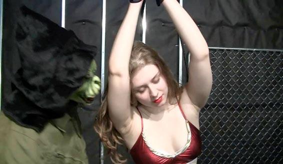 Superheroines In Peril Videos