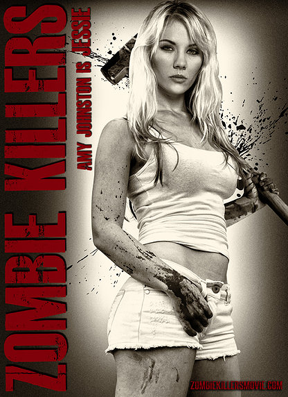 zombie killers 2 Amy Johnston in Zombie Killers (Complete Film)