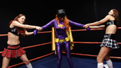 New HQ Superheroine Videos from DT Wrestling