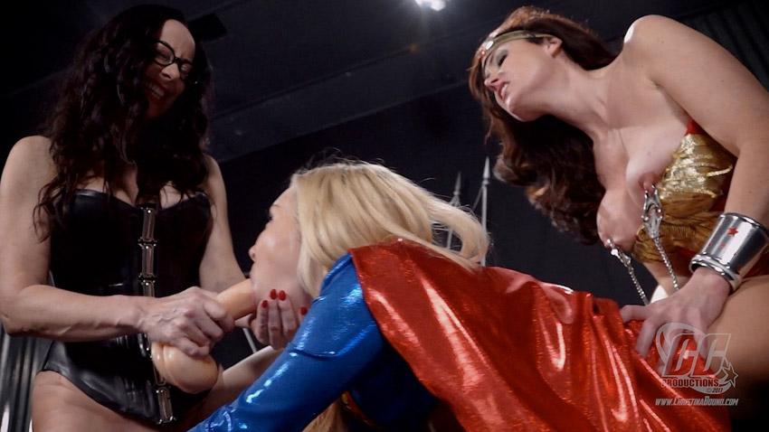 Cc Shp Updated Christina Carters Super Heroine Peril