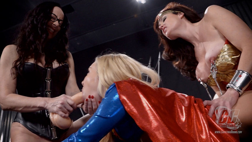 Christina Carter Heroine Movie Peril