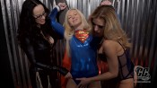 "Christina Carter's ""Super Heroine Peril II"""
