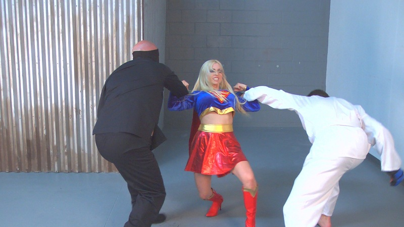 superheroine video