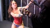 """""""Wonder Girl Desi vs. The Alien Hunter"""" from SHG-Media"""