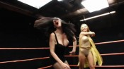 """Raw Heroine"" from DT Wrestling"