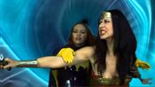 "Evangeline von Winter's ""Batgirl Universes"""