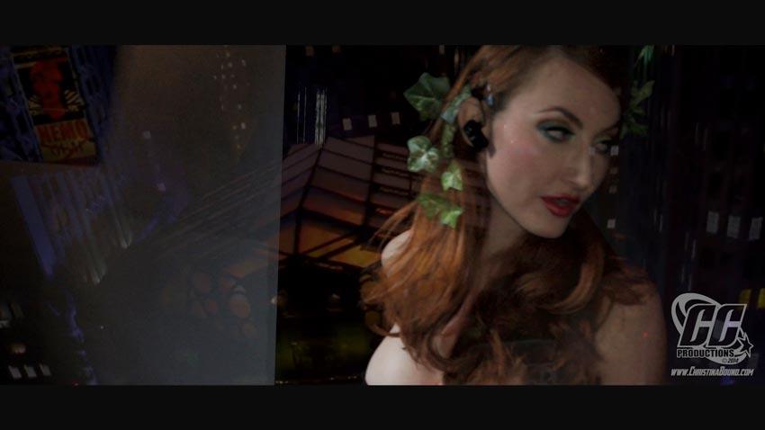 Diamond Christina Carter Cats Eye#8