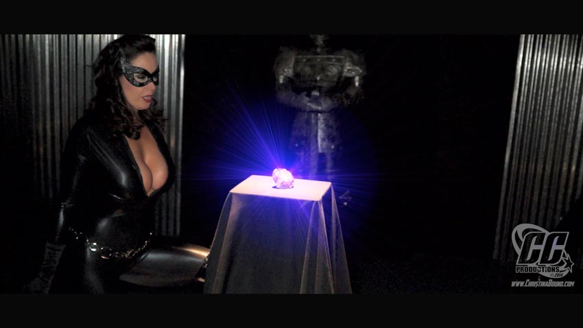 Diamond Christina Carter Cats Eye#4