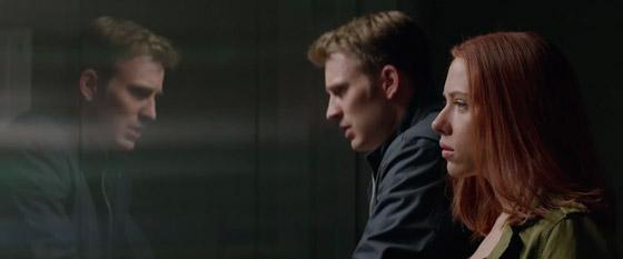 "Scarlett Johansson in ""Captain America: The Winter Soldier"""