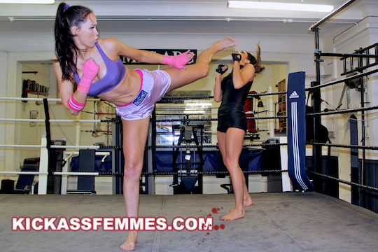 KickAssFemmes - Coming Soon!