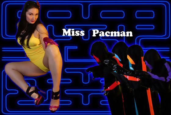 """""""Miss Pacman"""" Custom Video - Coming Soon!"""