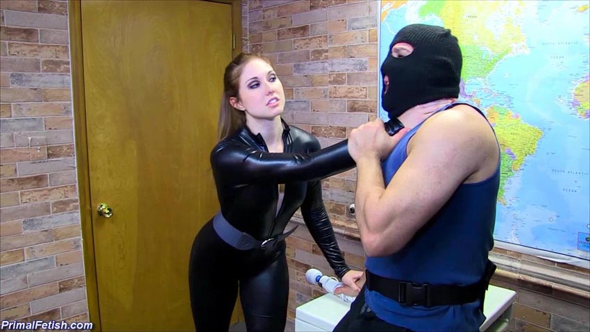 Black Widow Porn Fetish - ... Black Widow Defeated over and over