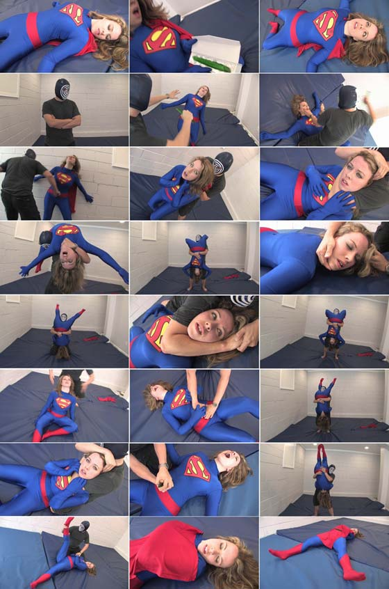 New Superheroine Videos from Sleeperkid's World