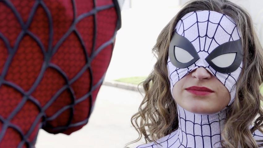 Spider girl xxx — pic 3