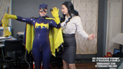 "Diana Knight's ""Batgirl: Double Vision"""