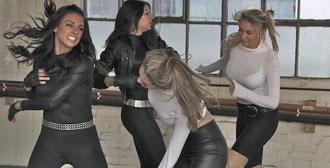 """""""HypnoFemmes Three"""" from Kick Ass Femmes"""