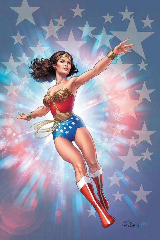 """DC Entertainment Announces """"Wonder Woman '77"""" Digital Comic"""