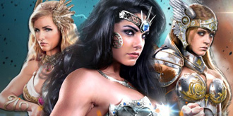 """Maiden Comics Launches With """"Athena: Goddess of War"""""""