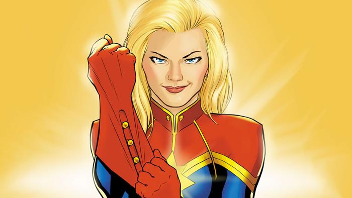 """Has """"Captain Marvel"""" Already Been Cast?"""