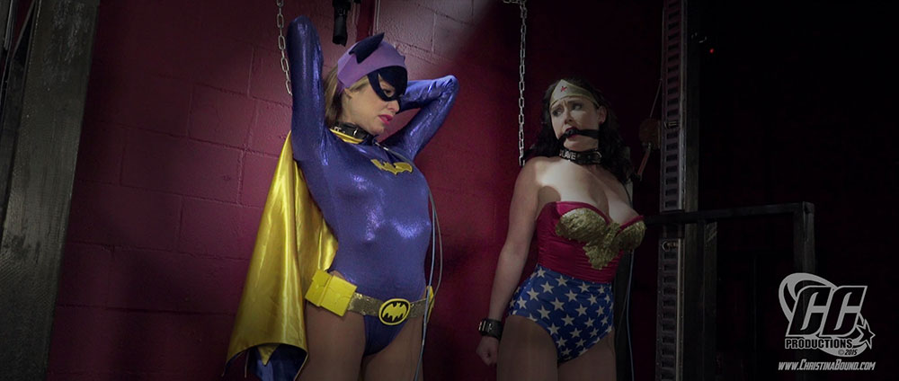 Wonder woman secret identity-7441