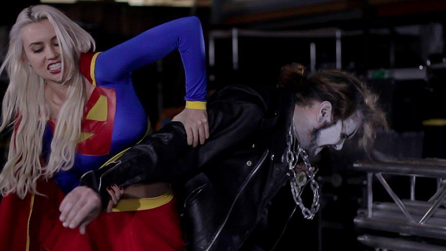 gigi allens superheroine