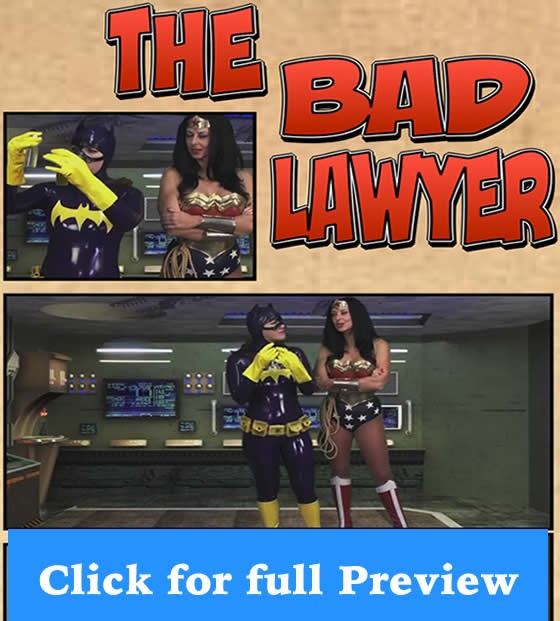 Knights of Gotham - The Bad Lawyer