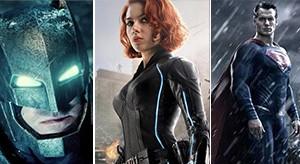 """Batman v Superman,"" ""Avengers,"" and Other Mainstream Matters"