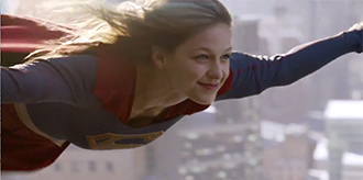 "Trailer for CBS's ""Supergirl"""