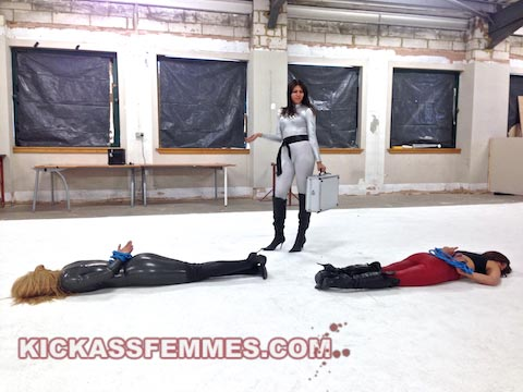 """""""The Femmes and the Furious"""" from KickAssFemmes"""
