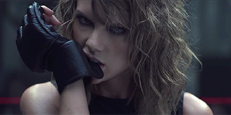 "Taylor Swift's Action-Packed ""Bad Blood"" Video"