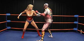 3 New Superheroine Videos from DT Wrestling