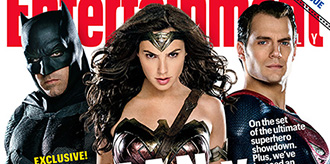 New Pics of Gal Gadot as Wonder Woman in EW