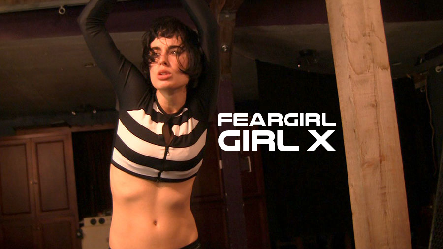 """Girl X"" from Steve Noir and Heroine Movies"