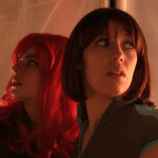 "Steve Noir's ""FearGirl: Lair of Spider"" & More"