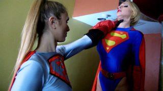 """""""Supergirl's Destruction"""" from Primal"""