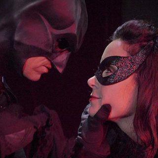 "Christina Carter's ""Batman: Catwoman's Demise"""