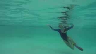 """Starlet: Watery Grave"" from Secret Heroine Films"