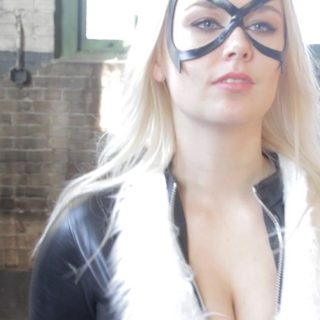 """ShadowCat"" from Secret Heroine Films"