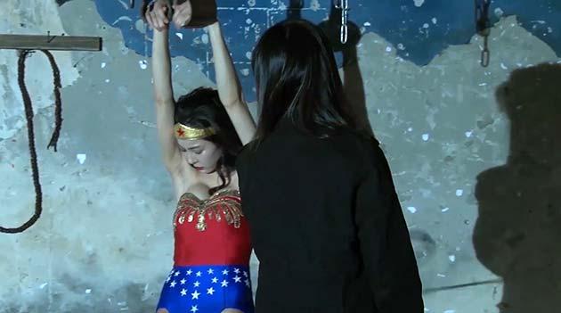 """Wunder Woman 1977"" from Superheroine Dream"