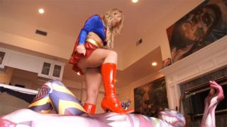 """New Superheroine: Good vs. Evil"" from Xtreme Female Fighting"