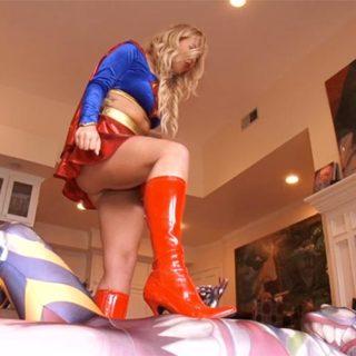 """""""New Superheroine: Good vs. Evil"""" from Xtreme Female Fighting"""