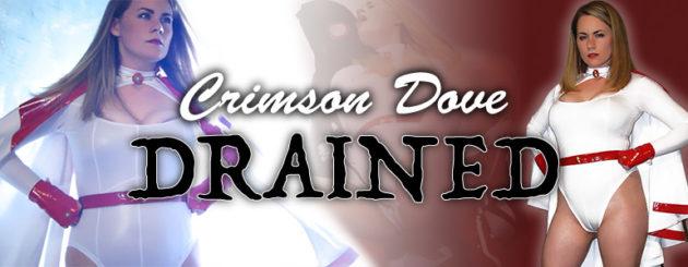 """""""Crimson Dove: Drained"""" from Alex David"""
