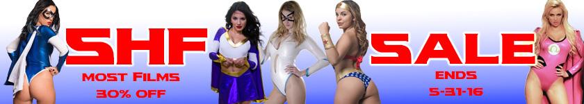 Secret Heroine Films - 30% Off Sale