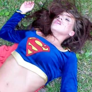 """""""Supergurl X: Defeated"""" From FightGirlz2000"""
